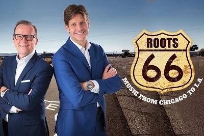 Roots 66 – Gunther Neefs & Lou Roman band